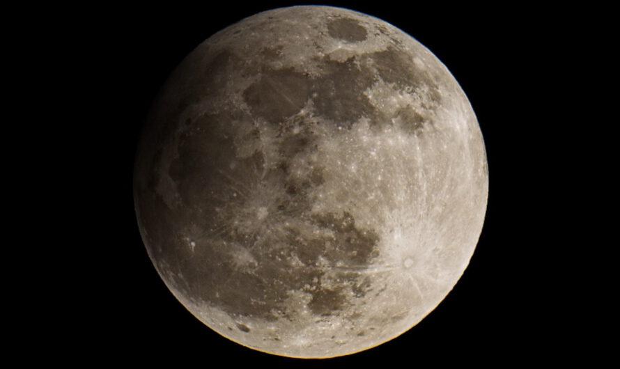 Unser Mond – ein Online-Live-Vortrag
