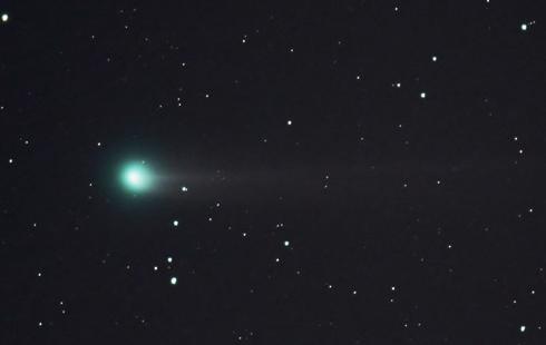 Komet C/2013 R1 Lovejoy     © 2013 Markus Dähne, beobachtergruppe.de
